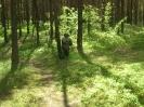 Ktoś w lesie ;)